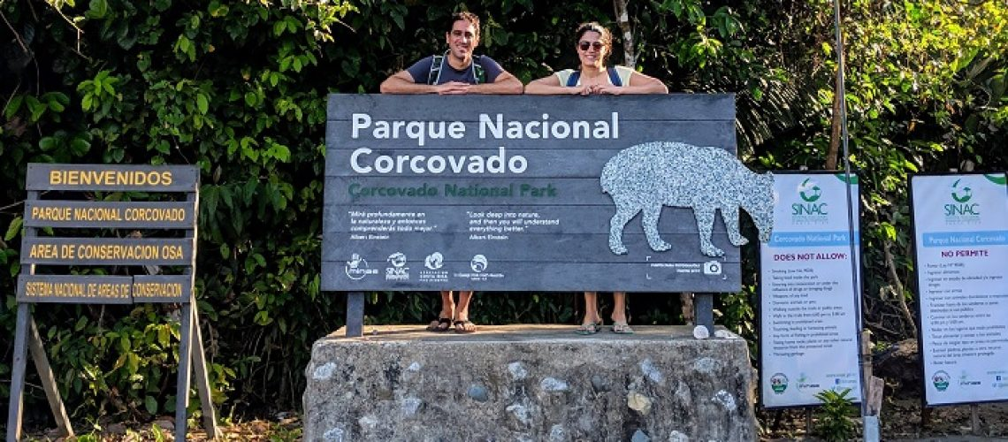 Corrcovado National Park and why to visit